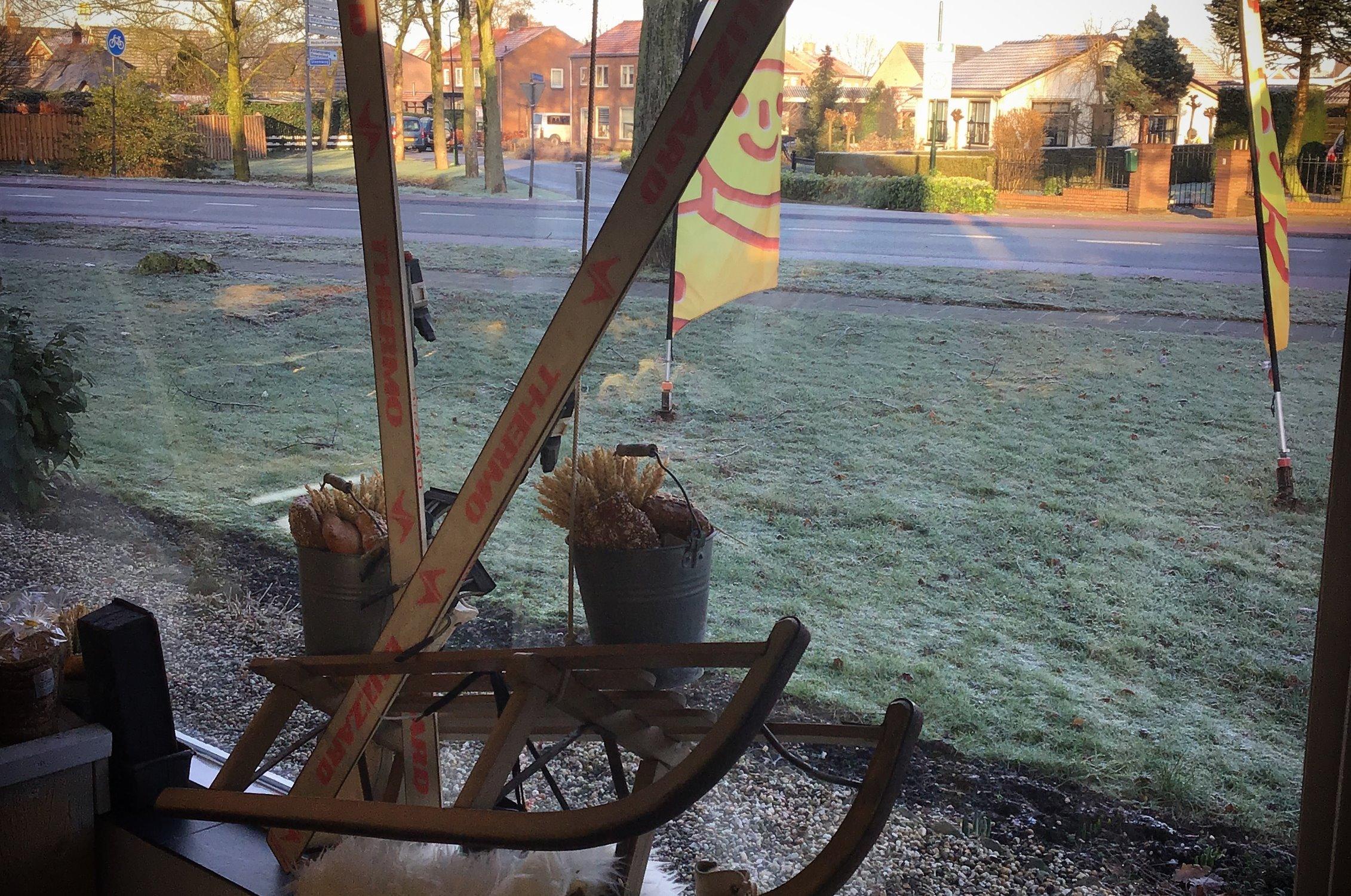 Suikerbrood actie vrijdag 1 en zaterdag 2 februari